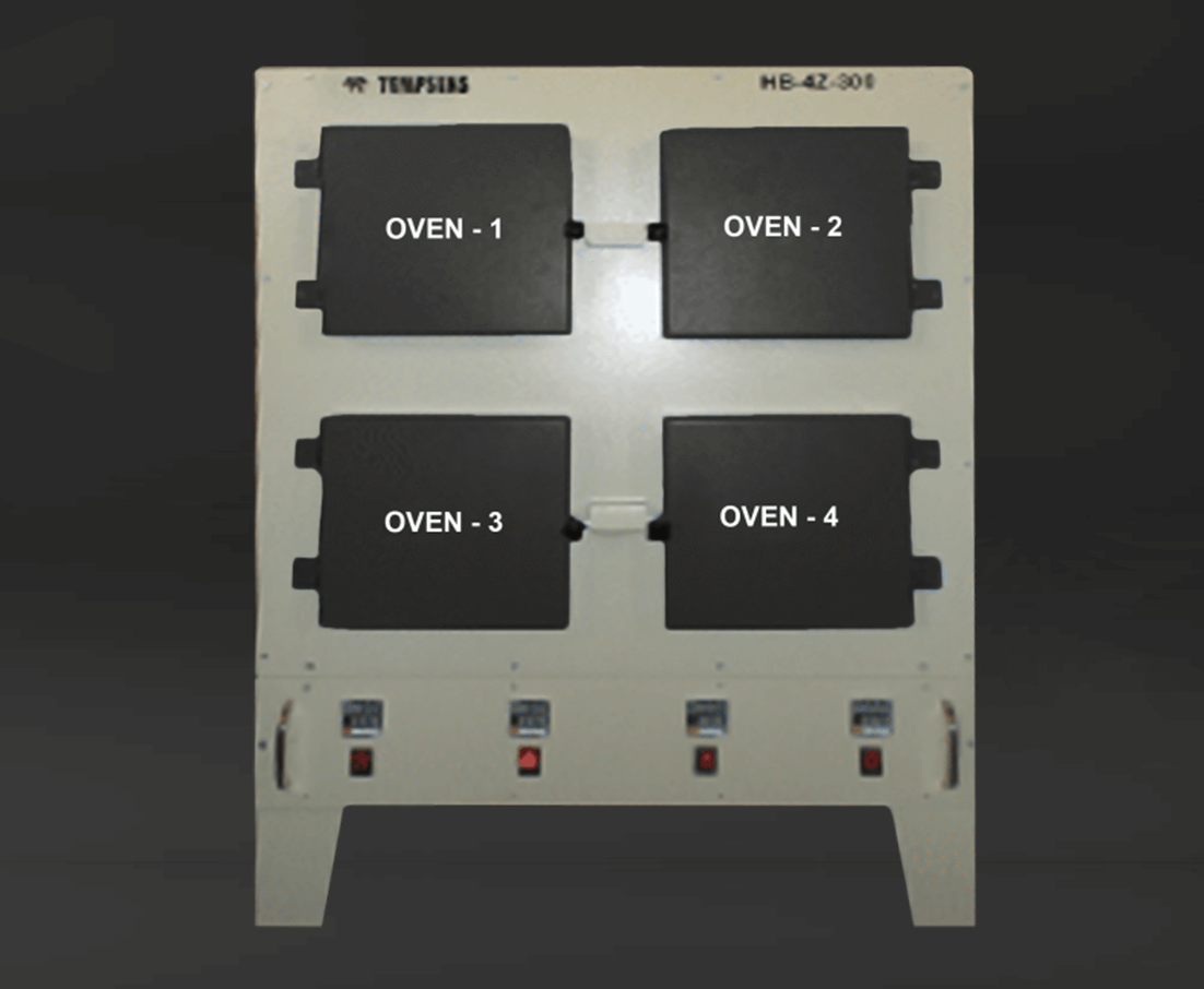 Laboratory and Industrial Ovens
