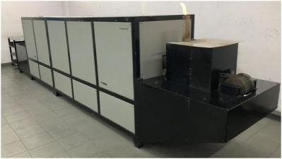 Conveyor Mesh Belt Type Furnace
